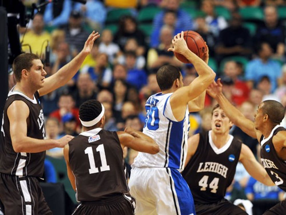 Duke was the sixth second-seeded team in NCAA history to lose to a No. 15 seed in the first round.
