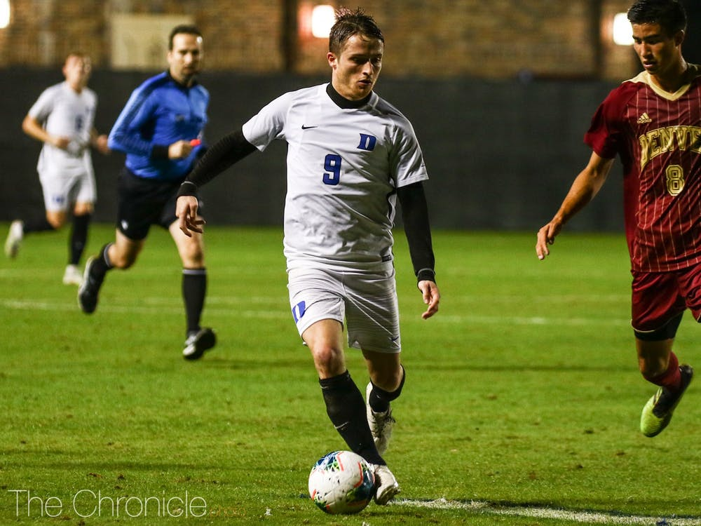 Daniele Proch scored one last time in Koskinen Stadium in the team's loss.