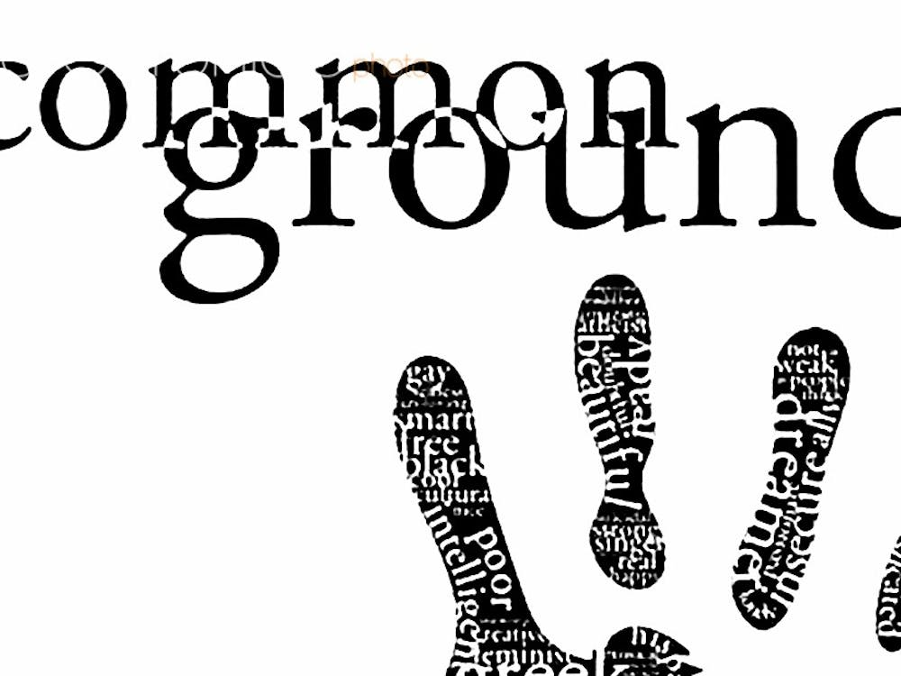 Common Ground aims to facilitate discussions of race, socioeconomic status, gender and sexuality.