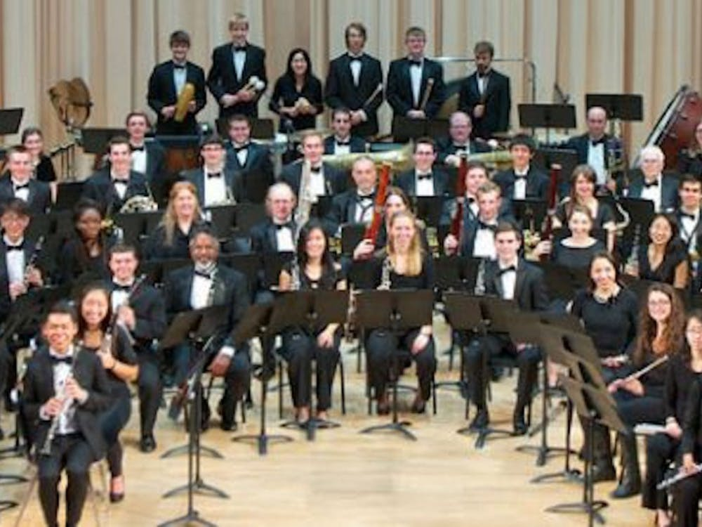 To mark the inauguration of President Vincent Price, the Duke Wind Symphony's Celebration Concert will take place Thursday.
