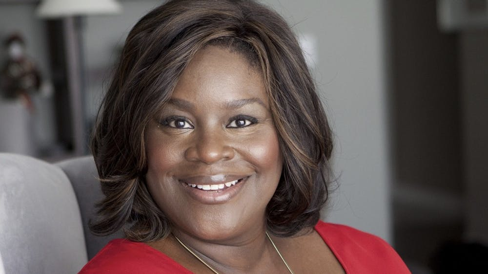 "Retta, best known for her role as Donna Meagle on ""Parks and Recreation,"" graduated from Duke in 1992."