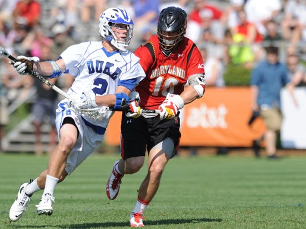 In Baltimore this Saturday, Duke will face the Terrapins for the third time this season.
