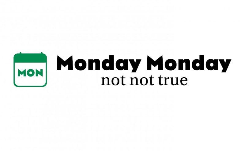 Monday Monday logo