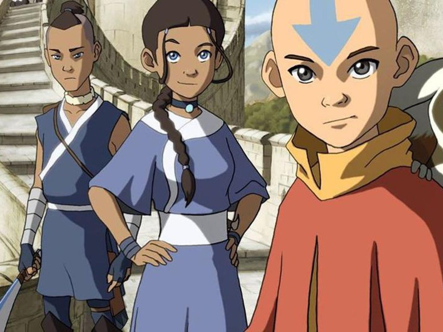 """Fifteen years later, all sixty-one episodes of """"Avatar: The Last Airbender"""" dropped on Netflix June 15."""