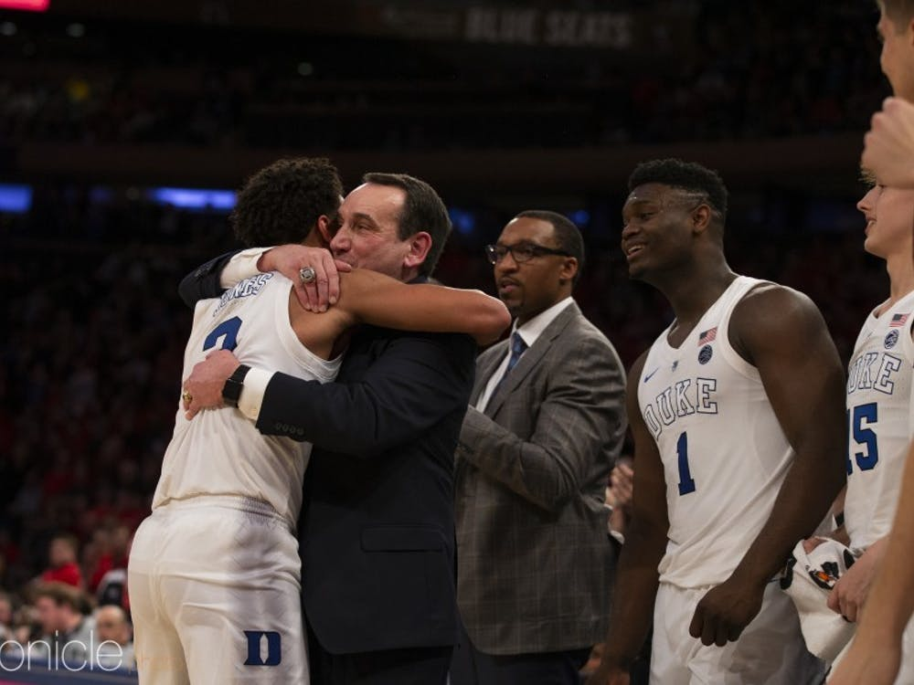 With Tre Jones' return, head coach Mike Krzyzewski can focus on building around the talented point guard for next season