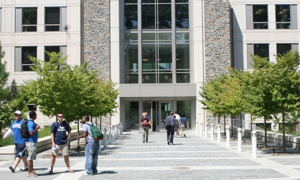 Against national trends, the Fuqua School of Business received a 21 percent increase in applicants this year.