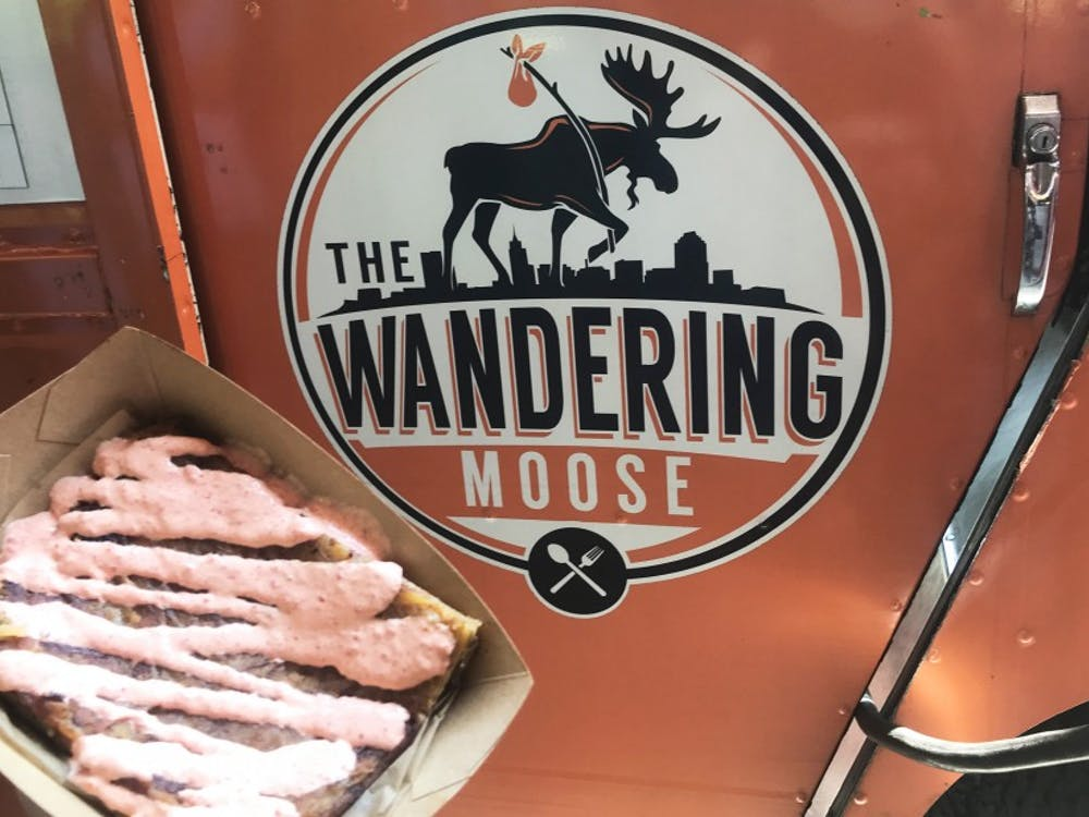Wandering Moose was founded by two friends who share a passion for food, serving a wide variety of sandwiches.