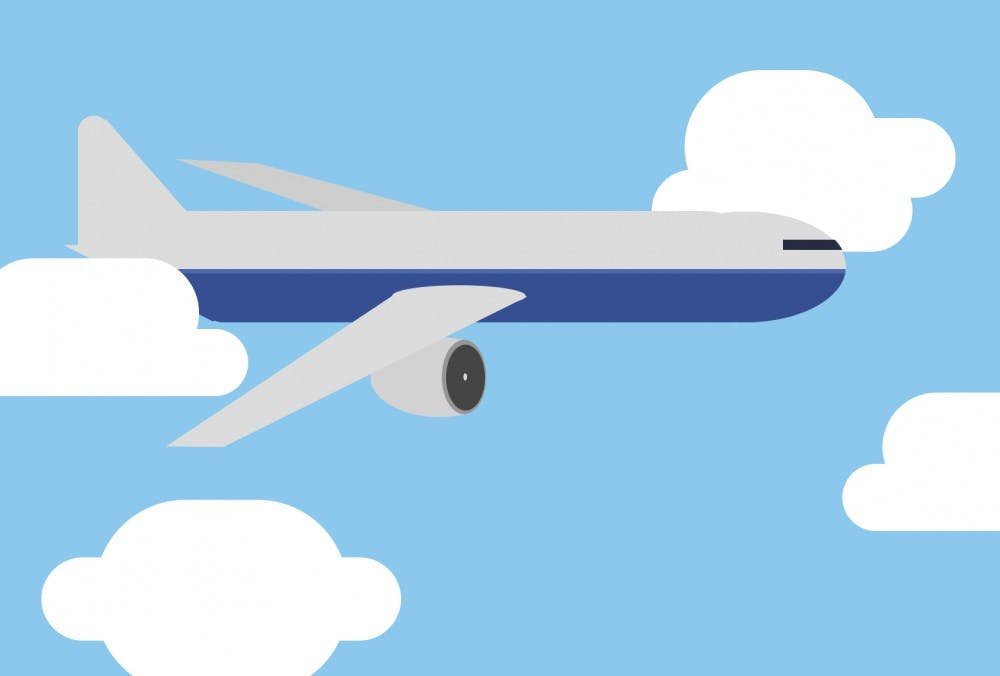 plane and chapel graphic ONLINE