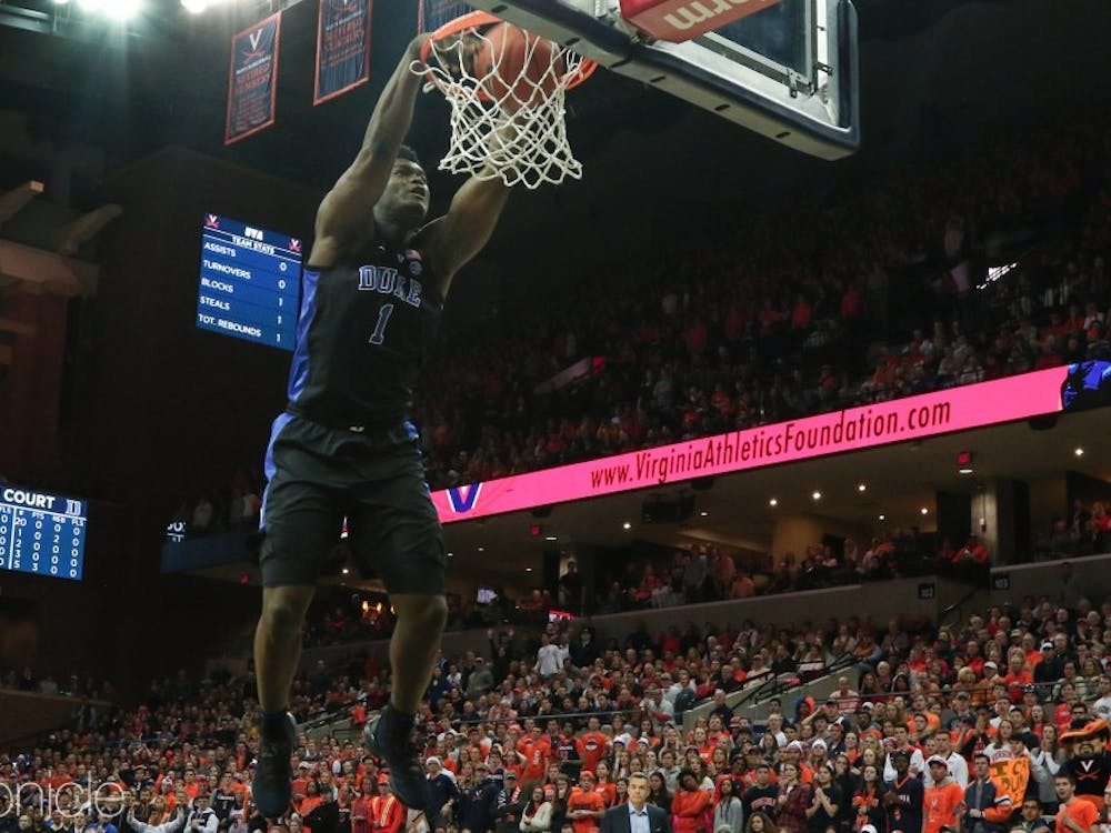 Zion Williamson and his fellow forward counterparts can take advantage of the smaller Louisville squad in their matchup.