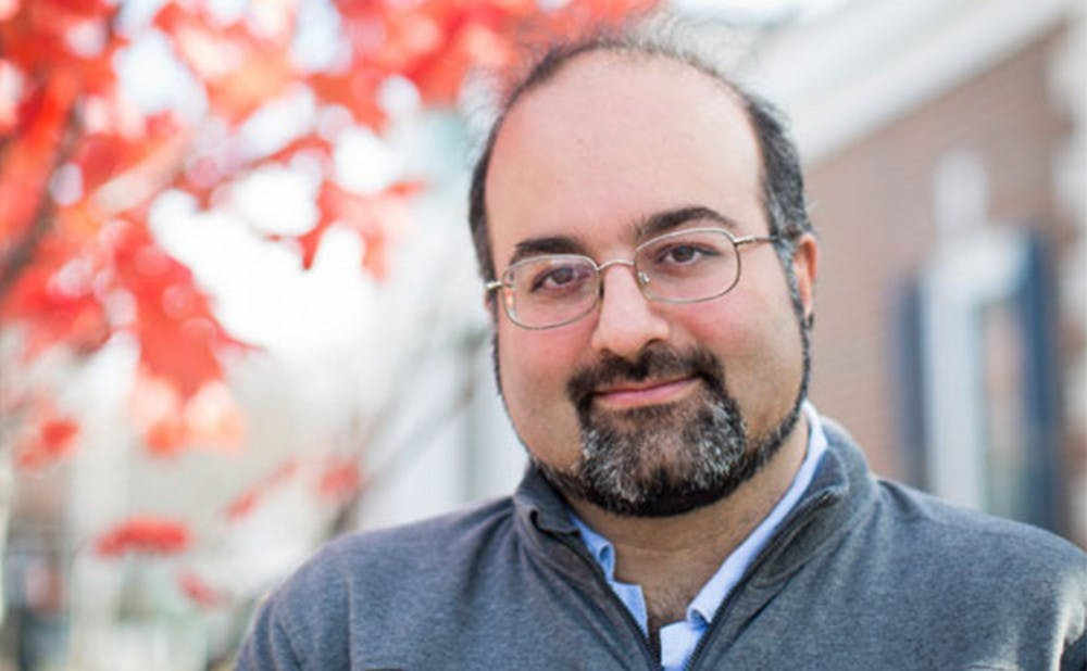<p>Omid Safi, the director of the Duke Islamic Studies Center, was born in the United States and raised in Iran.</p>