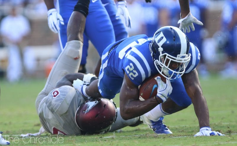 Brittain Brown's speed and athleticism can help Duke blow past its ACC opponents.