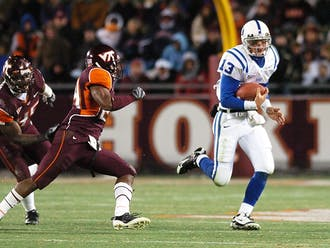 Zack Asack, Duke's starting quarterback in 2005 and a backup on Cutcliffe's 2008 squad, noted a change in attitude for the Blue Devils.