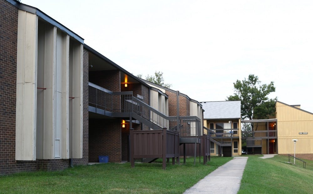 This year is the last year Central Campus will be used for undergraduate housing, prompting a variety of reactions from its residents.