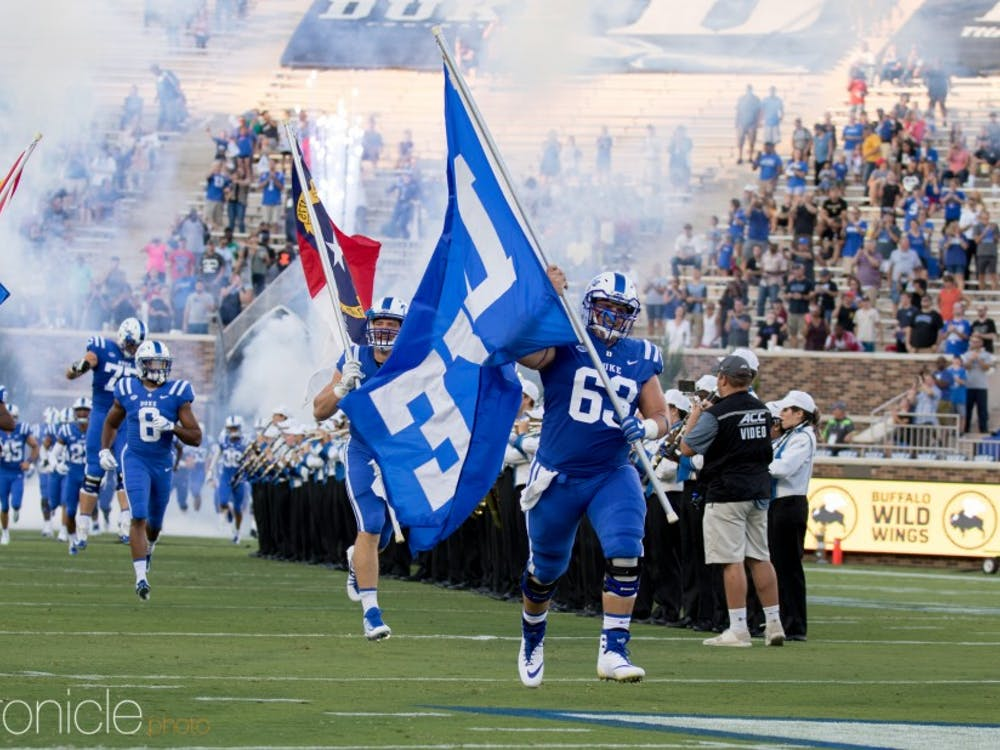 The Blue Devils will travel to Evanston, Ill. to take on Northwestern on Saturday.
