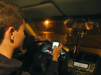 Sending text messages and e-mails while driving will be prohibited under a new law that takes effect today. With the new law, North Carolina joins 18 other states that have already banned the unsafe practice.