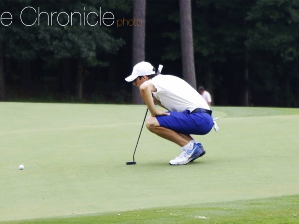Alex Smalley finished tied for third at even-par to help Duke qualify for the NCAA championship.