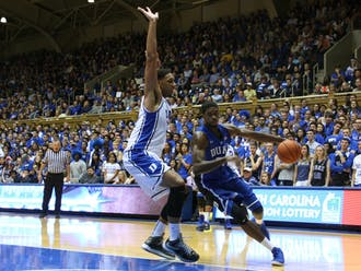 Freshman Jahlil Okafor and junior Amile Jefferson are both slated to start for the Blue Devils come the regular season.