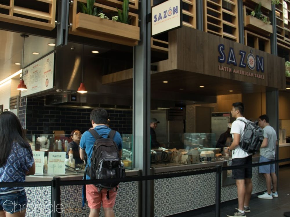 Latin American-inspired eatery Sazón opened to mixed reviews from students, with some citing price and long lines as downsides to the highly anticipated spot.