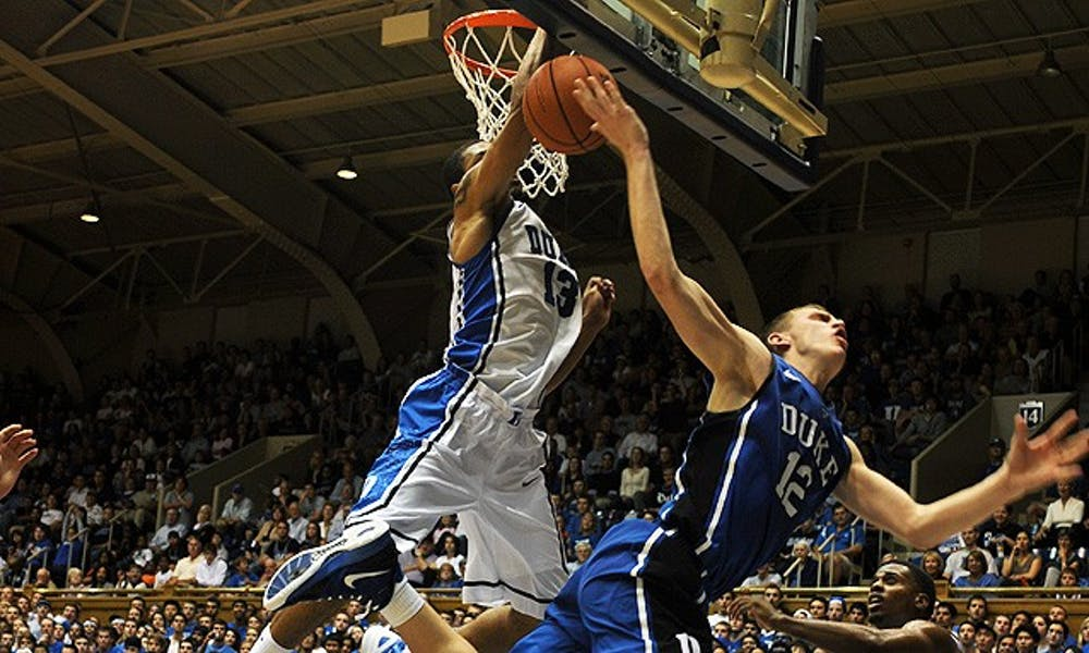 Michael Gbinije committed to Duke during the spring of his junior year at Benedictine High School.