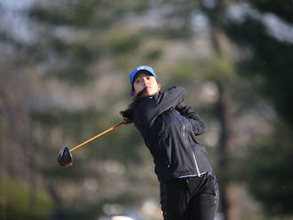 Jaravee Boonchant and Erica Shepherd each won three match play contests during the Virginia Match Play.