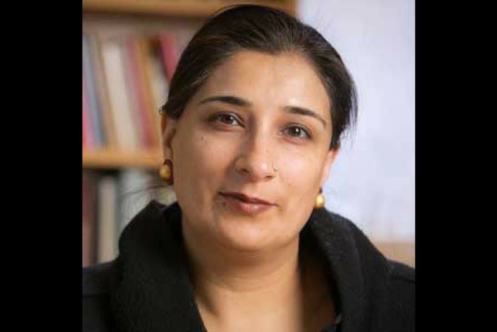 <p>Ranjana Khanna, new director of the Franklin Humanities Institute, formerly&nbsp;directed the Women's Studies Program from 2007 to 2015.</p>