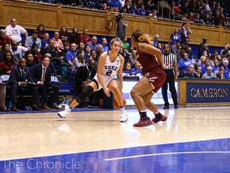Guard Haley Gorecki has been the mainstay of Duke's offense for the last two years.