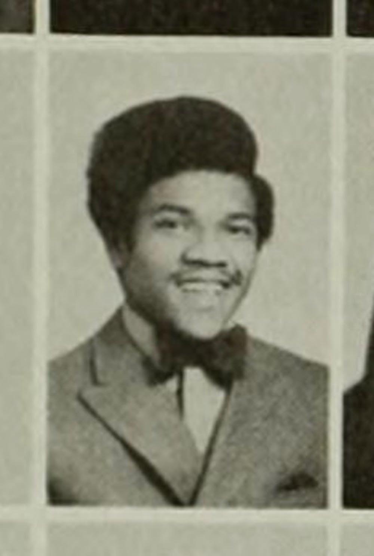 Sundar Fleming as a senior   Chanticleer, 1971