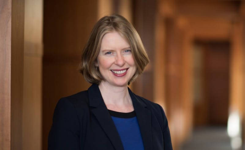 Kerry Abrams became dean of Duke Law July 1.