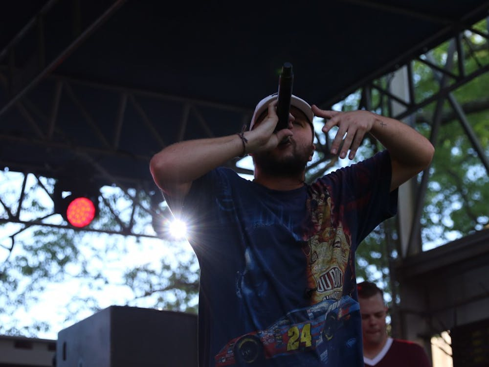 Check out our best shots from Quinn XCII's LDOC 2018 performance.