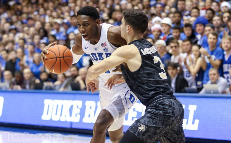 Duke's closer-than-expected matchup against Army proved that the talented but young Blue Devils are not invincible.