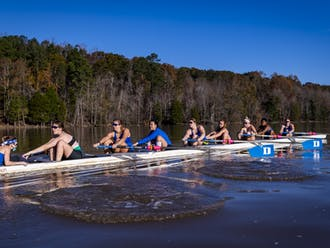Duke took part in an official competition for the first time in nearly a year this past weekend.