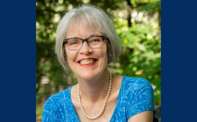 Carolyn McAllaster retired June 30. Courtesy of Duke Law School.