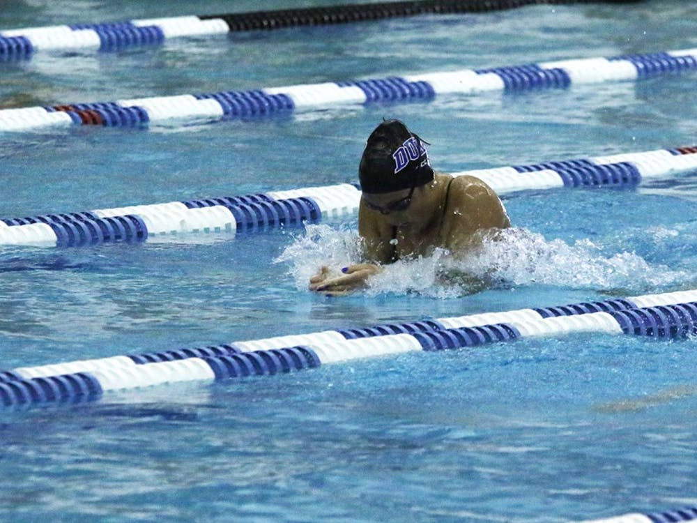 The Blue Devils will kick off a busy stretch of dual-meet action Saturday afternoon at home in what should be a tightly-contested meet.