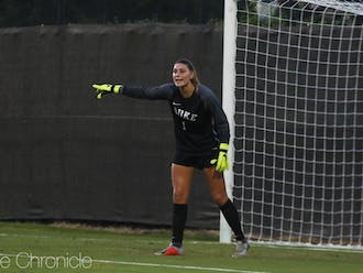 Brooke Heinsohn has been one of the Blue Devils' best players throughout nonconference play.