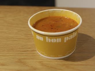 No, Durham SOUP is not a soup-tasting event—it's an event for entrepreneurs to pitch ideas to the community.