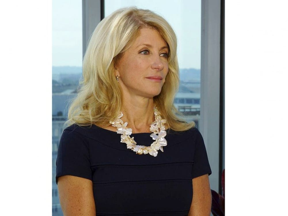 Wendy Davis founded Deeds Not Words, a nonprofit organization that connects young activists with resources.