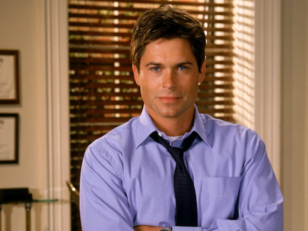 Sam Seaborn is arguably the most famous fictional Duke alumnus, graduating from Duke Law School before working under President Bartlet.