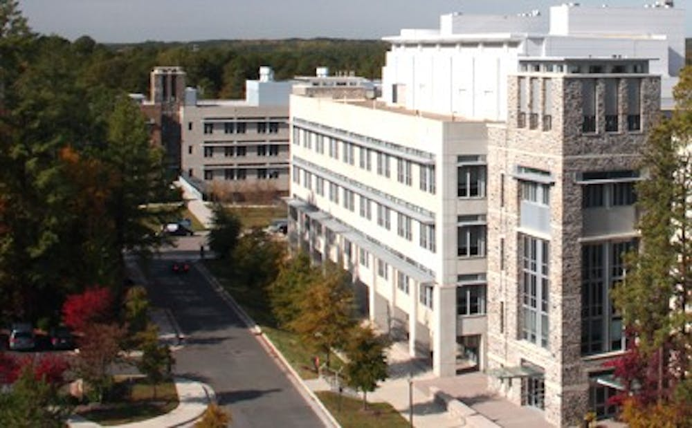 <p>An endeavor two years in the making, Duke finally opened its new campus in Research Triangle Park in September.&nbsp;</p>