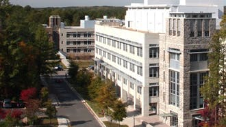 An endeavor two years in the making, Duke finally opened its new campus in Research Triangle Park in September.
