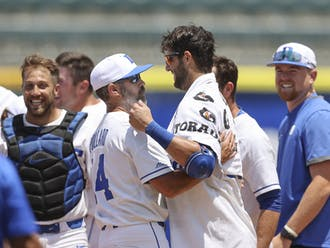 Michael Rothenberg walked off Miami with a solo homer in the bottom of the ninth inning.