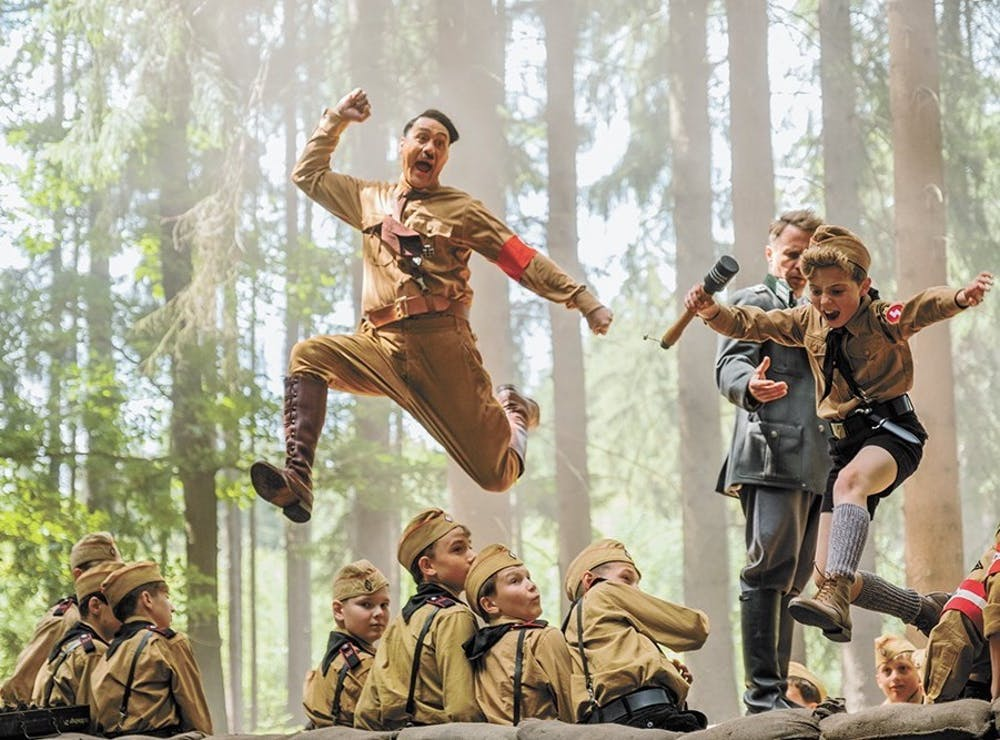 <p>Taika Waititi's sixth directorial outing, which is nominated for Best Picture at the Academy Awards, is set near the end of World War II.</p>