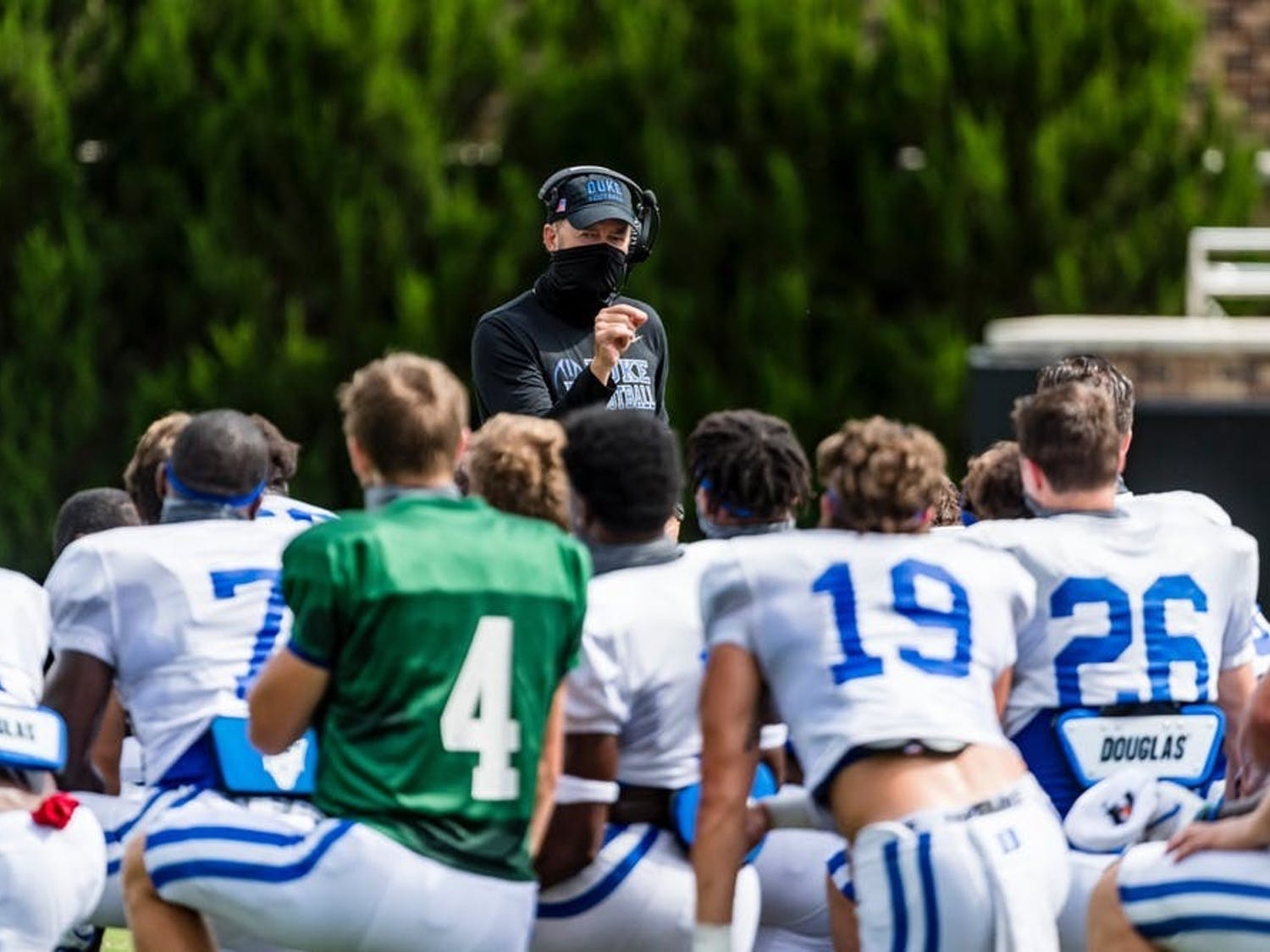 Duke, as well as the rest of the college football world, underwent a series of twists and turns throughout a tumultuous 2020 offseason.