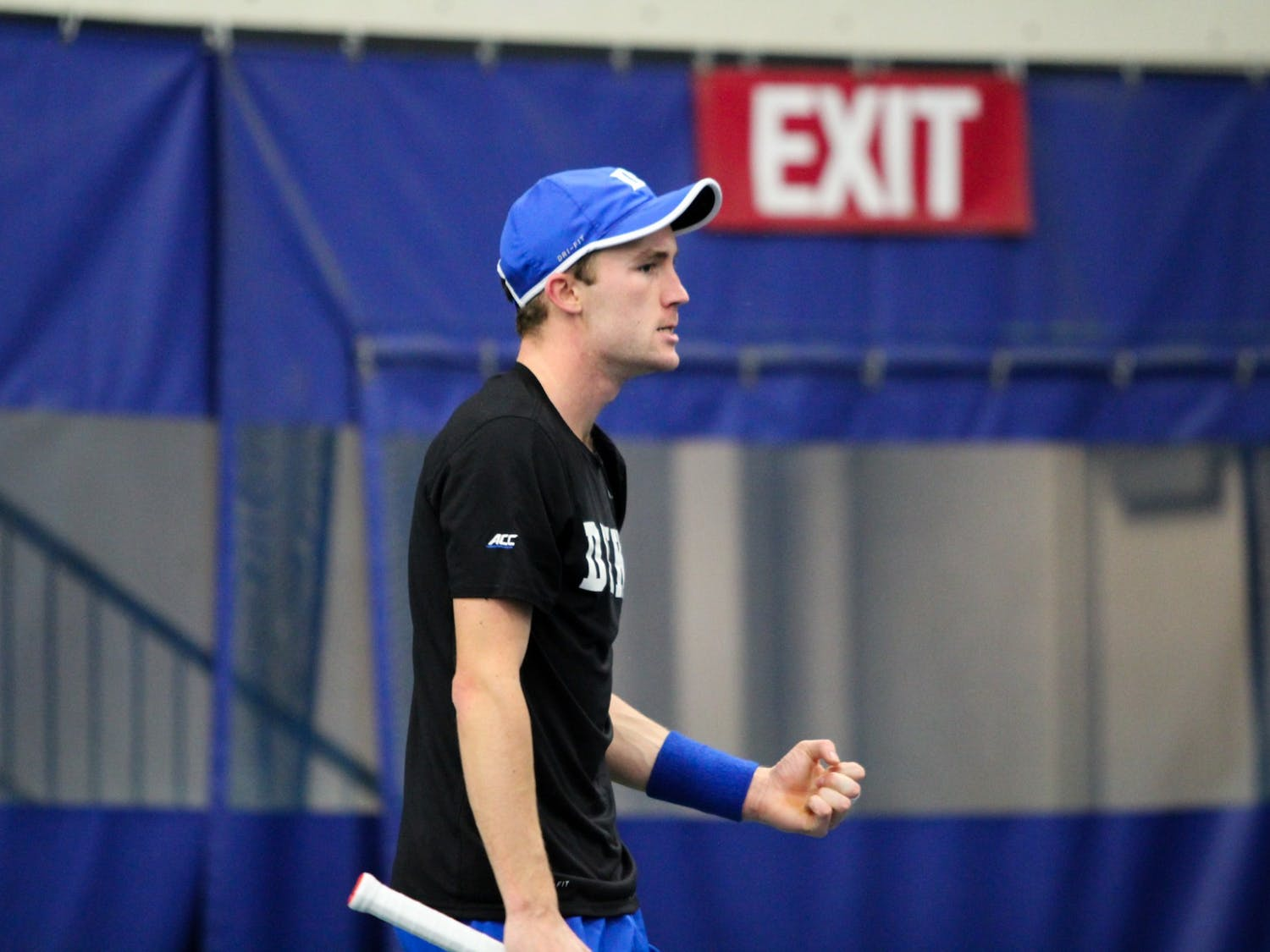 Freshman Andrew Dale and the Blue Devils seem to have finally found their footing after some early struggles.