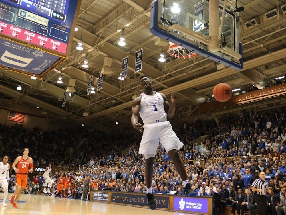 Zion Williamson, because of his status as a student-athlete, could not sign endorsement deals while at Duke. The NCAA is moving forward with changing those rules, and key figures in Duke athletics have supported the decision.