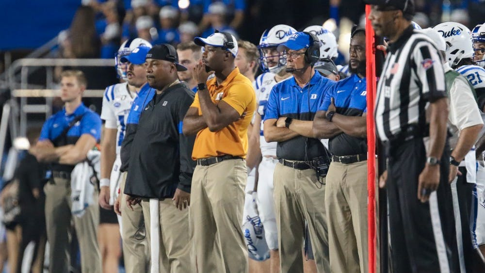 David Cutcliffe and company went full-throttle against the Blue Raiders.