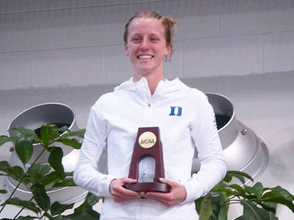 Former Blue Devil and Olympic silver medalist Abby Johnston and current Duke freshman Mackenzie Willborn will dive to improve their positioning for future competitions this week in Indianapolis.