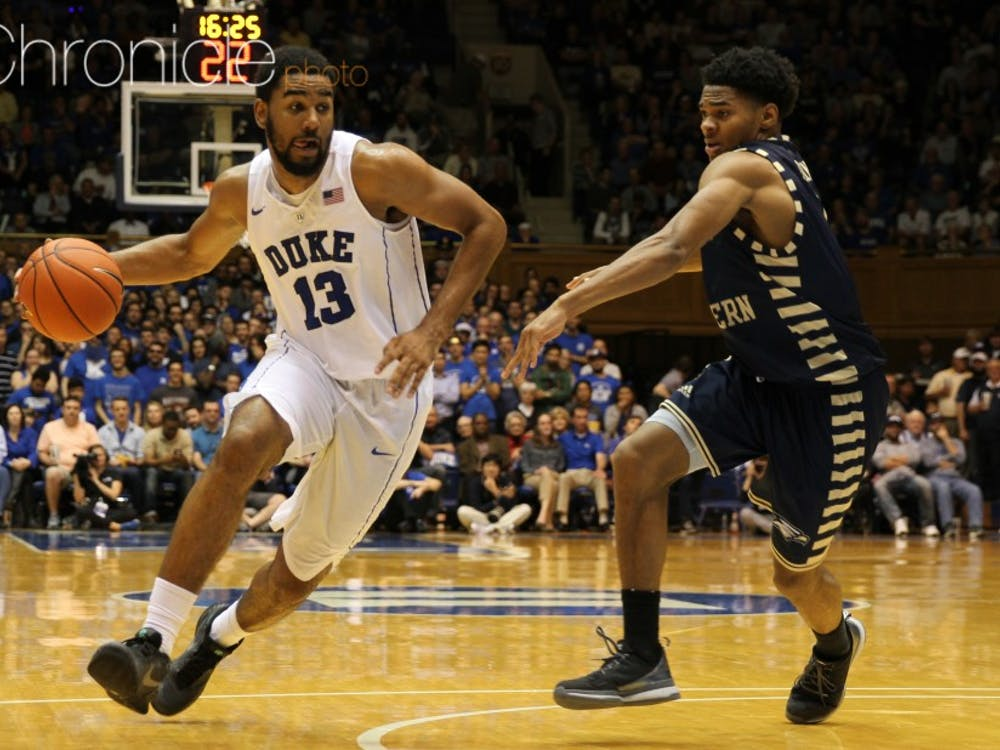 Team captainMatt Joneswent on assistant coachJon Scheyer's podcast to talk about his expectations for his senior year.