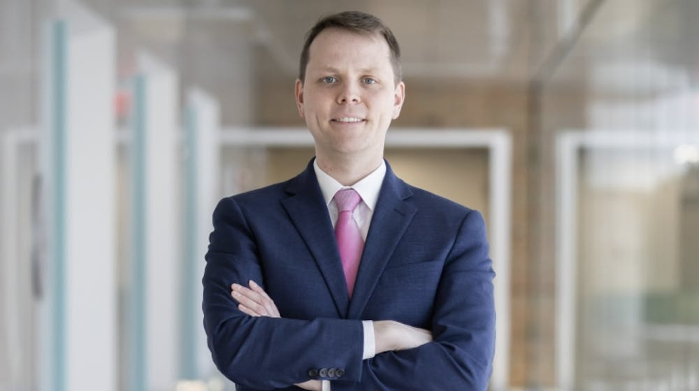 <p>Jerome Lynch has served as the Donald Malloure Department Chair of Civil and Environmental Engineering at the University of Michigan since 2017.</p>