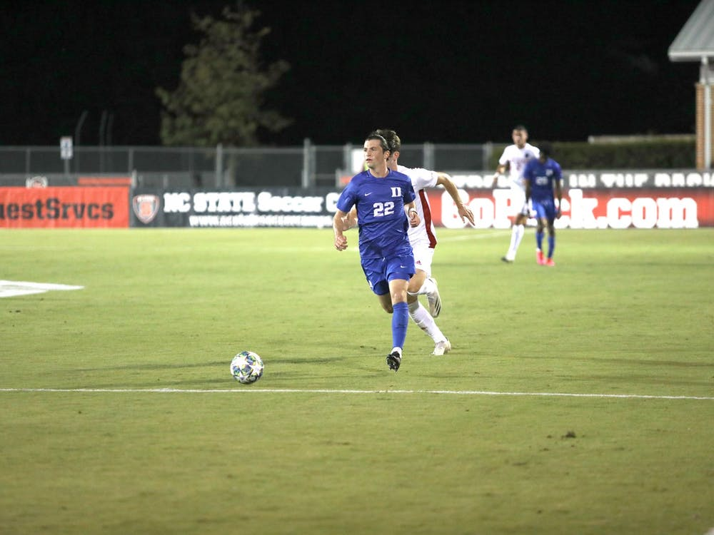 Duke's lone two wins of the season have come against N.C. State.