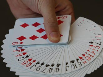 Sleight of hand magic involves either physical or verbal misdirection, which distracts spectators from quick physical manipulations of props.